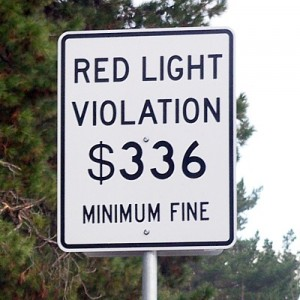 Drivers Argue Red Light Tickets' Program is Illegal