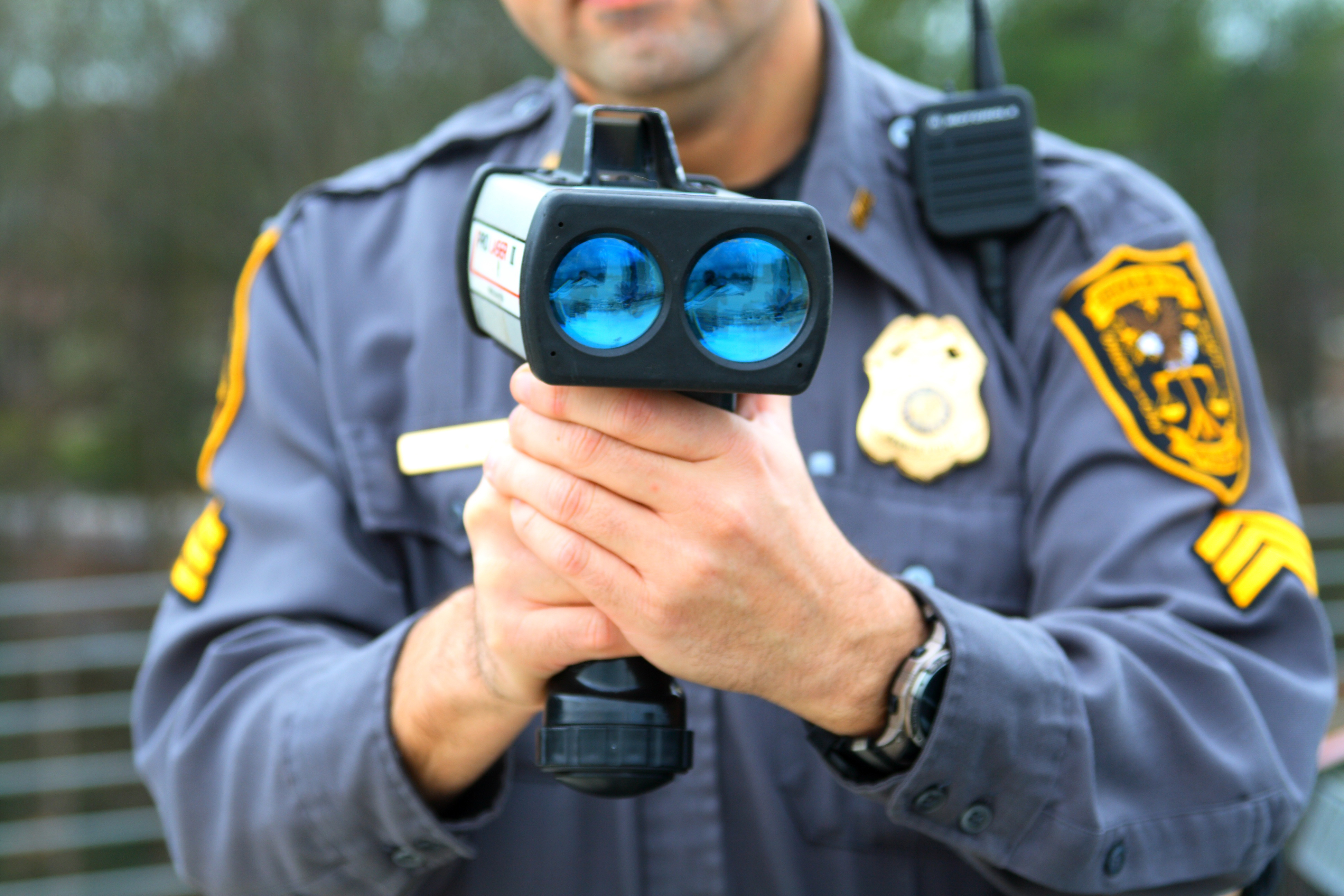 Getting a Speeding Ticket is Not an Emergency